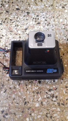 camara antigua kodak ek 20 instan camera