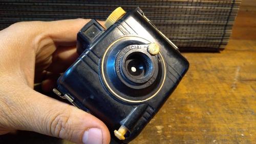 cámara antigua kodak modelo brownie special 127