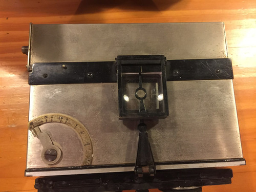 camara antigua stereo gaumont