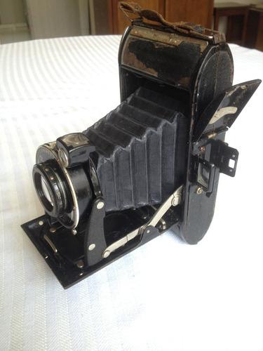 cámara antigua voigtlander buen estado usada  coleccionable