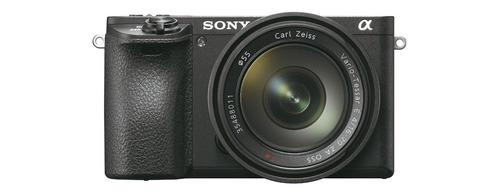 cámara aps-c a6500 premium con montura e