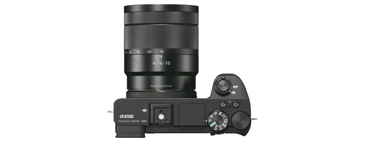 15baa44c07 cámara aps-c ilce-6500 premium con montura e sony store. Cargando zoom.