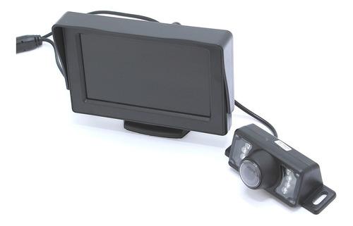 camara auto universal marcha atras con pantalla