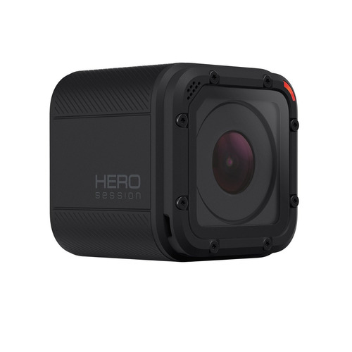 camara aventura hero session gopro alta resolucion negra