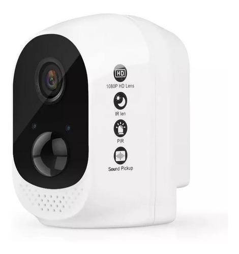 cámara bajo consumo - cámara batería recargable- inalambrica