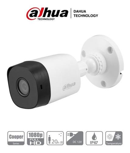 cámara bala dahua cooper 2mp hdcvi 1080p 3.6mm ir 20m 93°