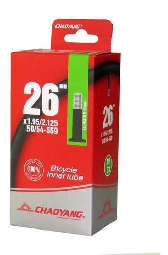 camara bicicleta chaoyang 26 x 1.95/2.25  - racer bikes