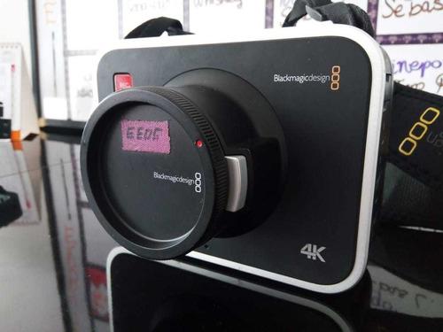 camara blackmagic 4k
