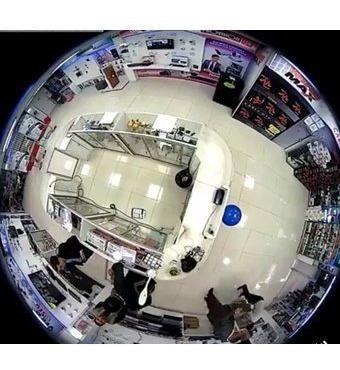 cámara  bombillo 360º.  micrófono, wi-fi