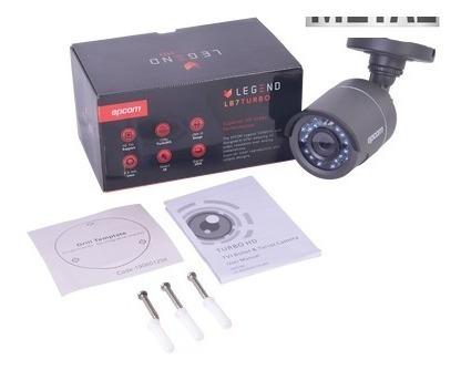 cámara bullet epcom 720p 1200tvl