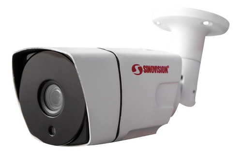 cámara bullet seguridad 1080p 2mpx metal exterior cctv