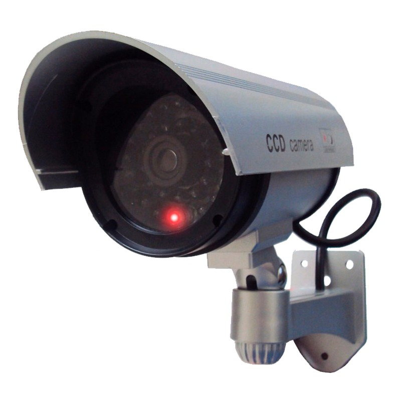 Camara bullet falsa de seguridad vigilancia cctv espia - Camaras de vijilancia ...