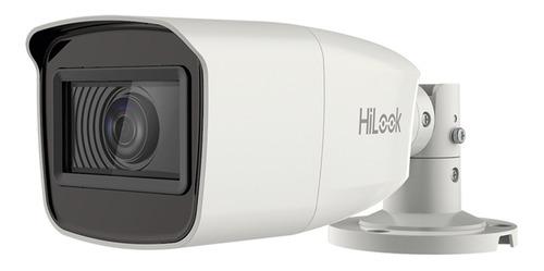 cámara bullet varifocal hikvision hilook thc-b340-vf  4 mpx