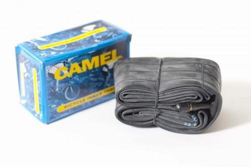 camara camel 27,5 x 2.10 valvula auto - racer bikes