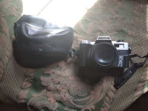 camara canon 2000n profesional fotográfica