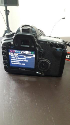 cámara canon 5d mark ii sólo cuerpo