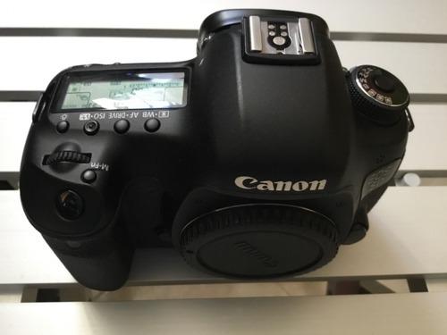 cámara canon 5d mlll