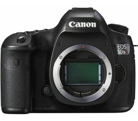 Camara Canon 5ds Eos Dslr 50 6mp Full Hd 1080p Oferta Unica