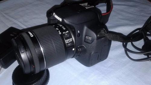 camara canon 700d