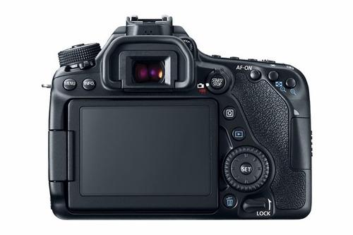cámara canon 80d lente 18-135 nueva con garantia