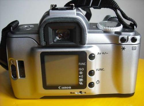 camara canon analogica