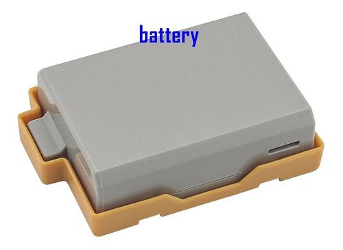 camara canon bateria recargable