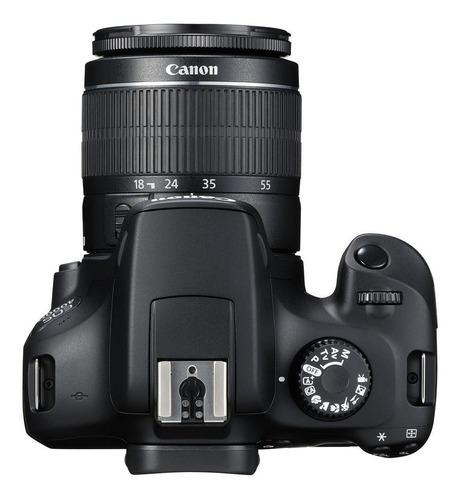 camara canon eos 4000d kit 18-55 + gratis memoria 32gb