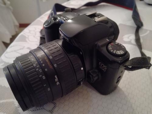 cámara canon eos 500