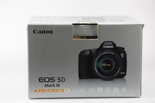 cámara canon eos 5d mark iii -- solvoca