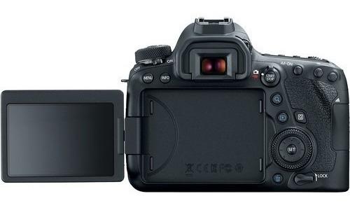 cámara canon eos 6d mark ii ef 24-105mm f4l is ii usm