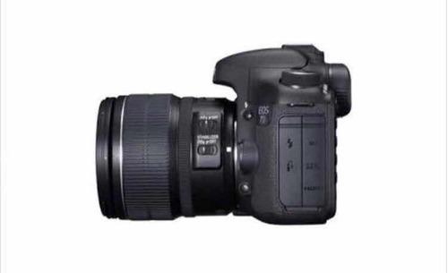 cámara canon eos 7d (lente 28-135mm)