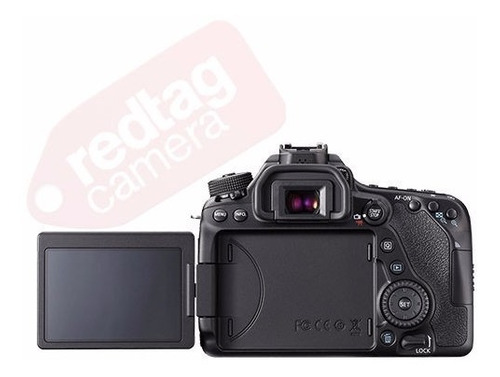 camara canon eos 80d 24.2mp digital slr+pro kit + 64 gb