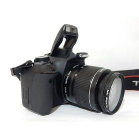 Camara Canon Eos Rebel T3i + Memoria De 32gb