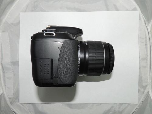 cámara canon eos rebel t3i usada