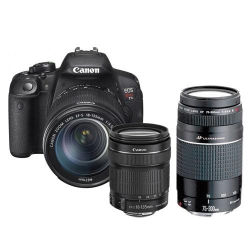 cámara canon eos rebel t5i