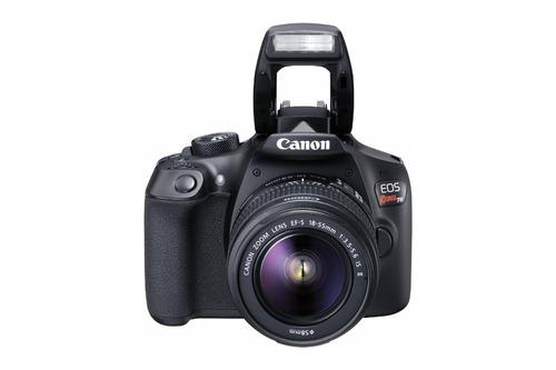 cámara canon eos rebel t6 c/lente ef s18-55 iii