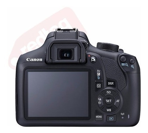 camara canon eos rebel t6 digital slr 18-55mm f/3.5-5.6 prof