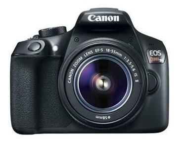 cámara canon eos rebel t6 + lente ef-s 18-5 - internet store