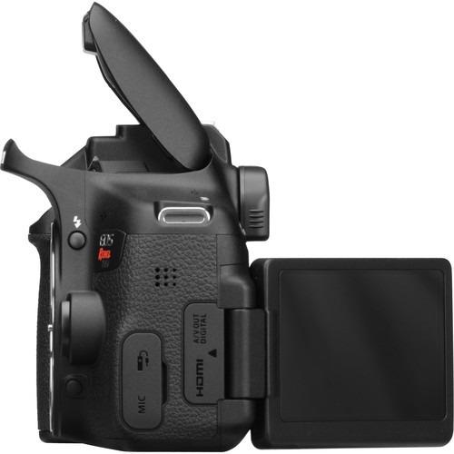 cámara canon eos rebel t6i (cuerpo)