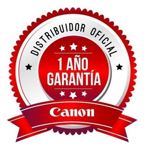 camara canon eos rebel t7 (combo 52) c/ef s18-55 + ef75-300