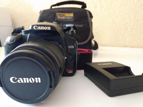 cámara canon eos rebel xsi