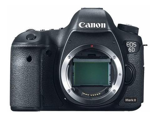 cámara canon eos6d mark 2 body 26.2 mp original nuevo jico.