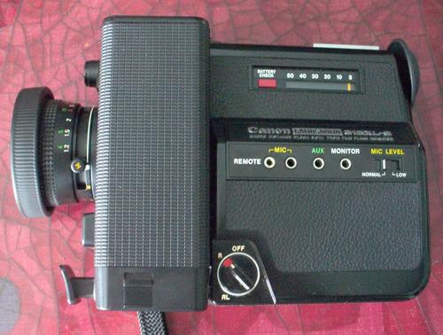 camara canon filmadora