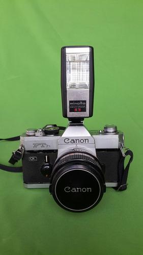 camara canon ftb