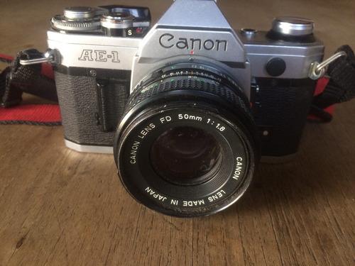 camara canon lens fd japan