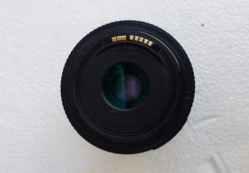 camara canon lente para