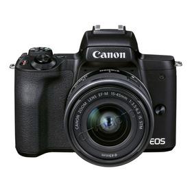 Cámara Canon M50 Mark Ii + 15-45mm Is Stm Mirrorles Tienda