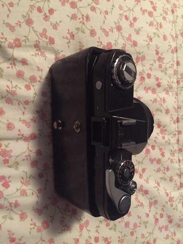cámara canon pellix análoga barata