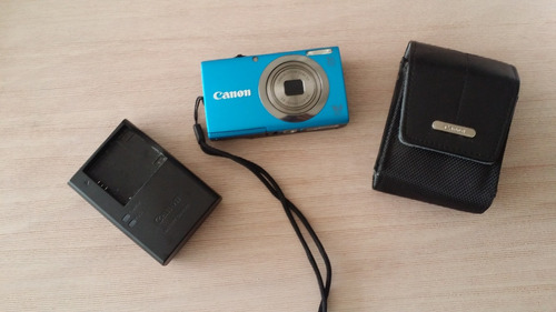 camara canon powershot a23