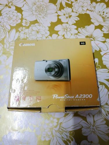 camara canon powershot a2300 16 mpx zoom 5x - ligero detalle